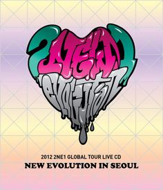 2NE1′s live CD from 'New Evolution in Seoul' to be released