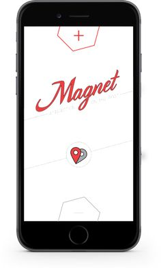Magnet – On Site Attraction Dating App Startups, Online Dating, Attraction, Real Life, Magnets, Filter, Meet, App, Check