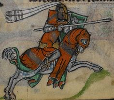 Detail from medieval manuscript, British Library Stowe MS 17 'The Maastricht Hours', f95v