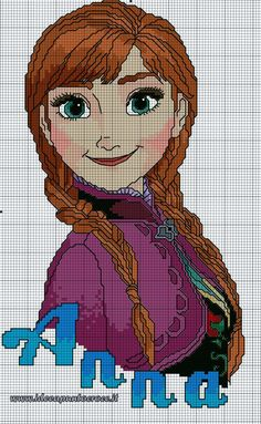 40 Disney Cross Stitch Charts Free from Cross Stitch Charts You may then choose which sides of the cell you're in you desire to get an outline. Cross stitch charts tell you whatever you want to learn about a cross Disney Cross Stitch Patterns, Cross Stitch Charts, Cross Stitch Designs, Frozen Cross Stitch, Cross Stitch For Kids, Cross Stitching, Cross Stitch Embroidery, Frozen Pattern, Stitch Cartoon