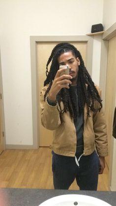 Like that ? Follow me on ❣ Pinterest:@Juju朱迪思 ❣ Black Men Hairstyles, Dope Hairstyles, Dreadlock Hairstyles, Haircuts For Men, Braided Hairstyles, Braided Locs, Bob Marley, Curly Hair Styles, Natural Hair Styles