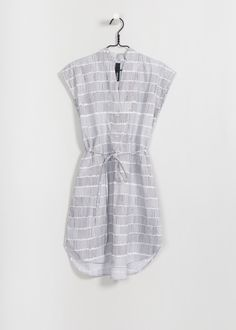 kowtow - 100% certified fair trade organic cotton clothing - Trace Dress  $140