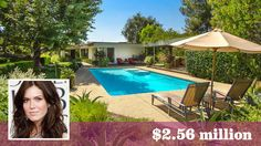 Actress and singer Mandy Moore, who last year sold her home in Los Feliz, has recast herself as a Pasadena resident. She's bought a home in the Linda Vista area for about $2.56 million, according to sources not publicly authorized to comment on the sale.