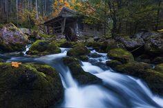 Gollinger Mill by Tobias Richter, via 500px