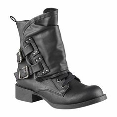 5007cfe714fa1 Call It Spring™ Bazzel Flap Lace-Up Boots - jcpenney Chunky Boots