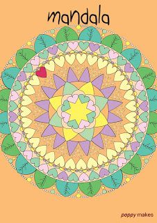 Poppy Makes... a mandala colouring page. Go to my blog poppymakes.blogspot.com to download this free mandala colouring page, don't forget to check out any of my other printables. Have fun!   #PoppyMakes #Mandala #Zentangle #Colouring #Page #ColouringPage #FREE #Download #PDF #Printable #Template #DIY #DiyProject #Crafternoon #CreativeLife #CreateEveryday #Love #Fun #Happy #BestOfTheDay #LinkInBio #Follow #Like #FaceBook #YouTube #Instagram