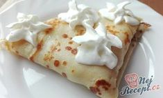 Y Food, Food And Drink, Crepes And Waffles, Snacks, Sweet Recipes, Deserts, Brunch, Cooking Recipes, Meals