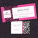 Fashionista Bat Mitzvah- Not your traditional mitzvah invite, just fun & different! 20%OFF ALL MITZVAH INVITATIONS...  www.dmeventsanddesign.com