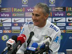 Blog Esportivo do Suíço:  Tite confirma Seleção com Paulinho e Gabriel Jesus; confira a escalação