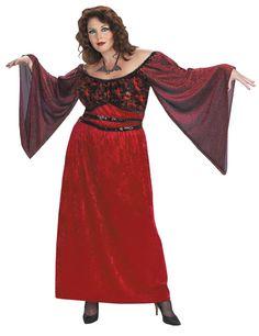 Zauberhexe Lilly Damen-Kostüm - Artikelnummer: 441540000 - ab 39.90EURO - bei Karneval-Megastore.de!