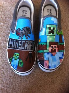 :0 I NEED THESE! ( But converse or vans style XD )