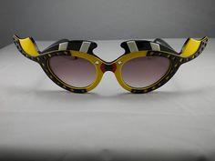 $2,900.00 RARE Vintage Louis Feraud Women's Caraibe Kissing Fish Sunglasses Collectible | eBay