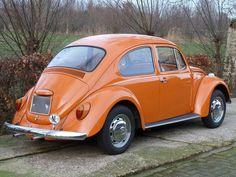 Volkswagen Kever 1200 ''Spaarkever'' - 1973