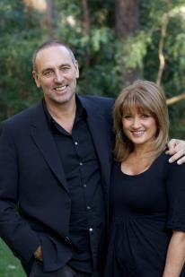 Brian and Bobbie Houston, Founders of Hillsong Church which has locations in Sydney, Brisbane and Melbourne in Australia, London, Cape Town, Kiev, Germany, Paris, Moscow, Stockholm, New York City and Copenhagen.
