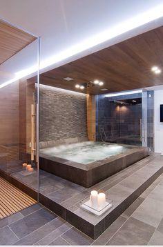 18 irresistible ideas for renovating your dream bathroom - Interior Design ideen 2019 - Badezimmer Dream Bathrooms, Dream Rooms, Beautiful Bathrooms, Luxury Bathrooms, Modern Bathrooms, Master Bathrooms, Master Bedroom, Fancy Bathrooms, Bedroom Couch