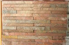 Copper Quartzite Stone Wall Cladding
