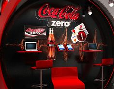 "Consultare la pagina di questo progetto @Behance: ""Coca-Cola Zero"" https://www.behance.net/gallery/12992133/Coca-Cola-Zero"