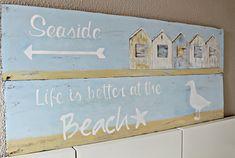 Vicky's Home: Carteles de playa / Beach signs