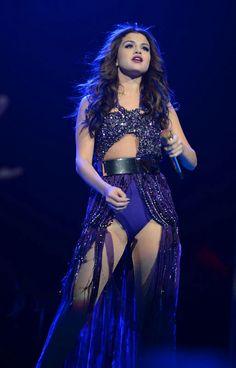 Selena Gomez ; star dance tour
