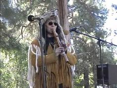 ▶ Silent Night on the Native American Flute by C. Littleleaf - YouTube