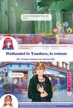 Castiel, Old Anime, Anime Manga, Yandere, Troll, My Candy Love, Literature Club, Manga Characters, School Life