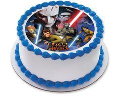 Star Wars Rebels Cupcakes Walmart Birthday Cakes And