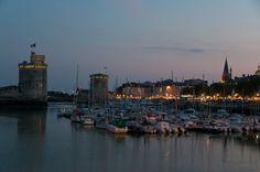 Port de La Rochelle, France - Crédits photo : Hervé via Flickr