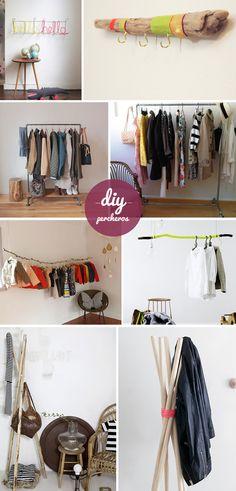 Ideas diy para decorar tu casa reciclando objetos. Decora tu casa con floreros, cajas, lapiceros, revisteros y percheros reciclados