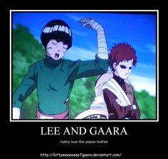1000+ images about Lee X Gaara on Pinterest | Rock lee ... Gaara And Rock Lee Yaoi