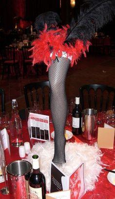 moulin rouge party decorations - Buscar con Google