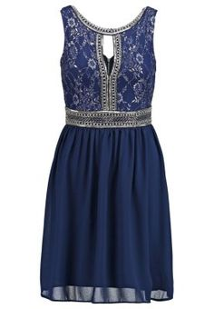 DENVER - Cocktailkleid / festliches Kleid - navy