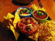 Salsas para untar con nachos Vol. 1 - LaCelebracion.com