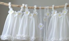 Newborn Summer Dress Photography Prop Romance by verityisabelle