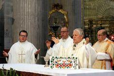 Analizan obispos en Puebla retos de la Iglesia