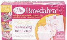 Mini Bowdabra® Bow Making