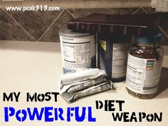 MyMostPowerfulDietWeapon | peak313.com
