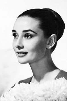 Audrey Hepburn photographed by Wallace Seawell, 1959.
