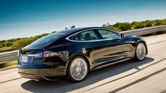 2015 Tesla Model S P85D Wallpaper Car  #2015TeslaModelSP85D, #WallpaperCar #Tesla - http://carwallspaper.com/2015-tesla-model-s-p85d-wallpaper-car/