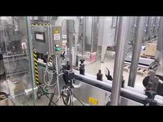 Imbottigliamento mignon - 10.000 b/h - Miniature bottle filling Food And Beverage Industry, Miniature Bottles, Beverages, Miniatures, Minis
