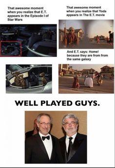 Lucas & Spielberg