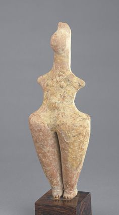 Female figurine ca. 1400-800 B.C.E. Northern Iran