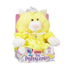 Puffalumps - Omg I actually still have mine in storage somewhere! Loads of 90's kids stuff on this blog :)