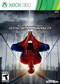 The Amazing Spider Man 2 The Game