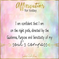 I am on the right path now ♥️thank you universe Healing Affirmations, Morning Affirmations, Positive Affirmations, Change Your Life, Mental Strength, Self Motivation, Affirmation Quotes, Mindfulness Meditation, Thoughts And Feelings