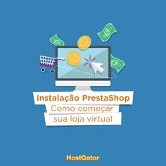 Está planejando montar uma loja virtual mas não sabe qual plataforma usar? Veja como é simples fazer a instalação da PrestaShop na hospedagem de sites e veja seu e-commerce decolar! Acesse o post