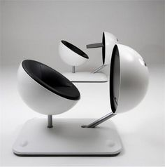 futuristic furniture