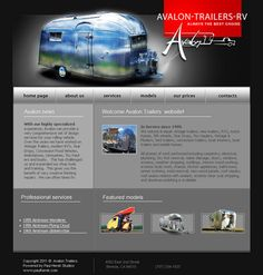 Adam Blair Avalon-RV.com | Avalon-RV is a one-of-kind business which both restores existing ...