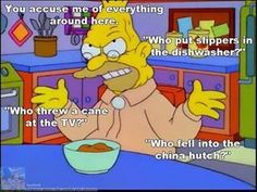 From: The Simpsons Memes on Facebook