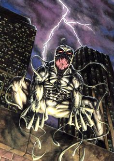 Image result for toxin symbiote fan art