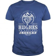 The Legend Is Alive HUGHES An Endless Legend T Shirts, Hoodie. Shopping Online…